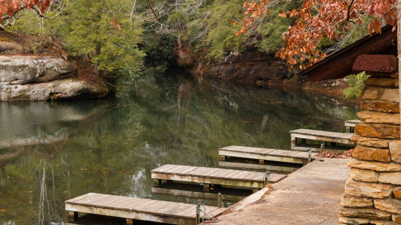 Pickett Ccc Memorial State Park Tennessee State Parks