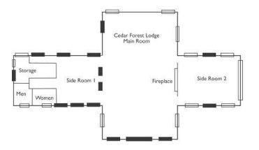 Forest Lodge Diagram