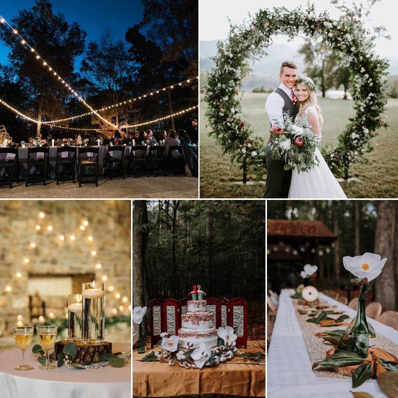 Weddings at Tennessee State Parks
