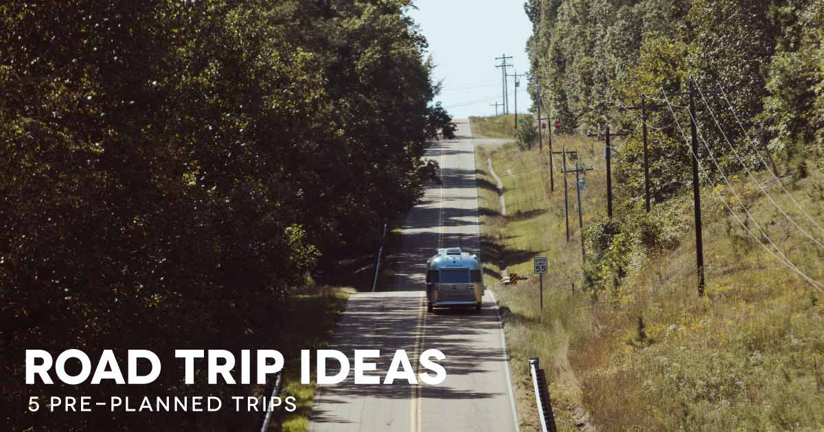 Five Tennessee State Park Road Trip Ideas