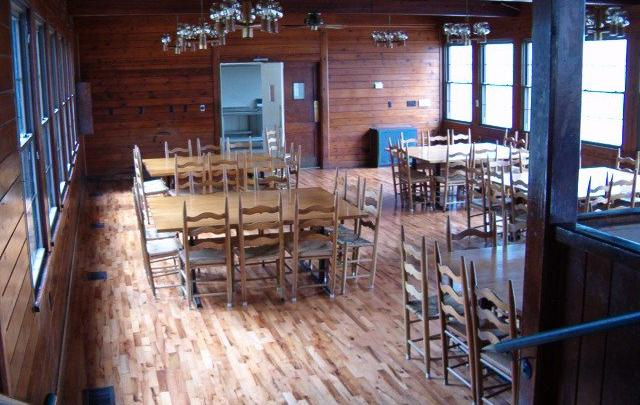 Drop down dining room tables
