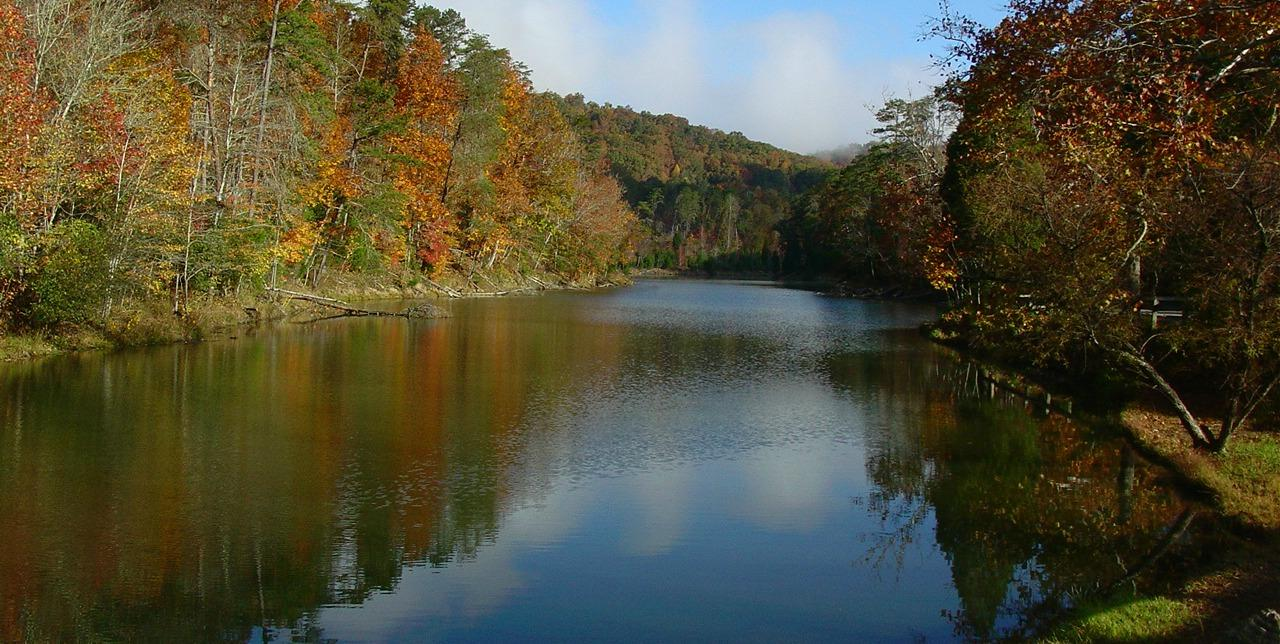 Big Valley Ford >> Big Ridge State Park - Tennessee State Parks