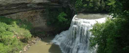 Burgess Falls State Park Tennessee State Parks