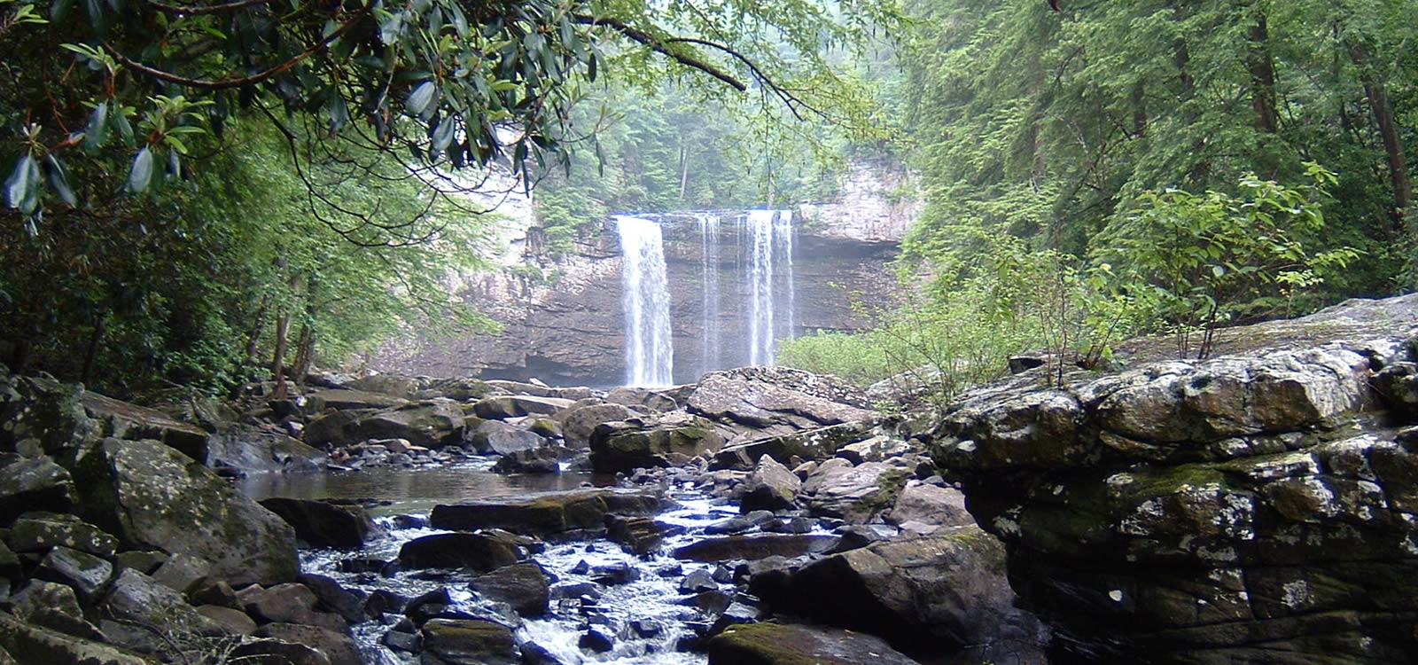 Fall River Ford >> Waterfalls — Tennessee State Parks